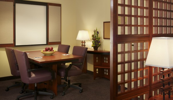 Boardroom suite at Larkspur Landing