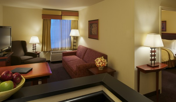 An executive suite at Larkspur Landing