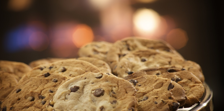 Freshly baked cookies at Larkspur Landing