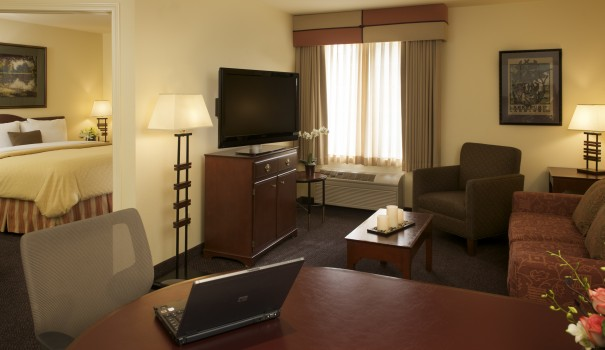 Executive suite at Larkspur Landing