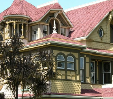 winchester mystery house mansion