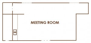 Bellevue Meeting Room Floor Plan