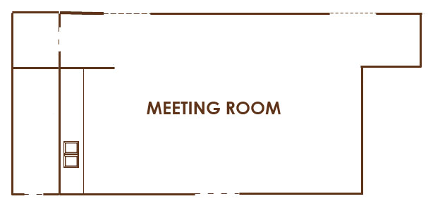 Bellevue meeting space floor plan capacity chart for Banquet room layout planner